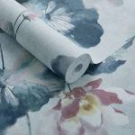 2008-143-03-Water-Lilies-Blue-Dusk-Roll