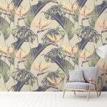 BirdOfParadise-Wallpaper-EasyChair+Light
