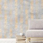Shimmer Stripe Gold