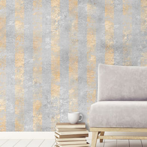 Shimmer Stripe Gold