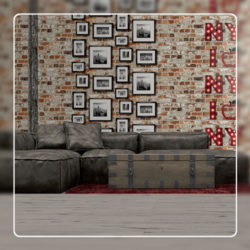 Magma Wallcovering Cladding Style