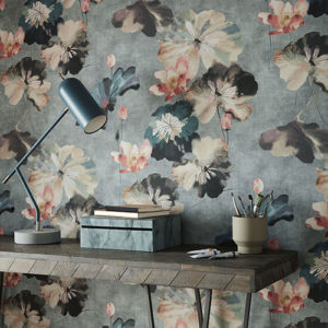 Magma Wallcovering Styles | Floral