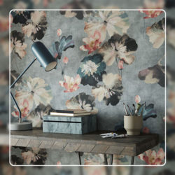 Floral Wallpaper Style