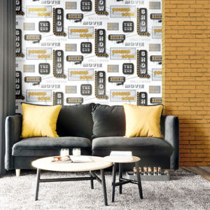 Magma Wallcovering Styles | Novelty
