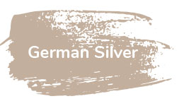 German Silver Wallcovering COlour