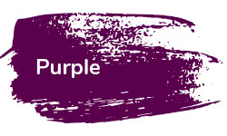 Purple Wallcovering Colour Style
