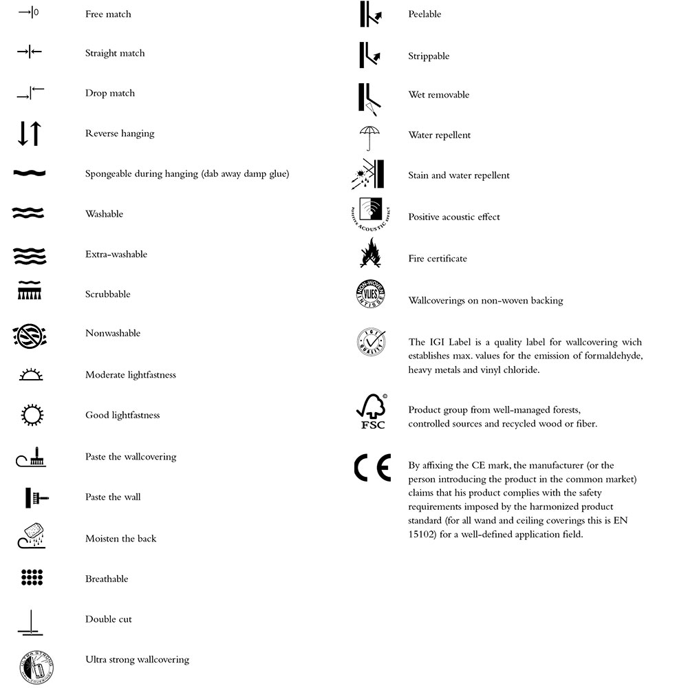 Wallpaper Symbols and Their Meanings