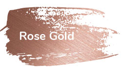 Rose Gold Wallcovering Colour