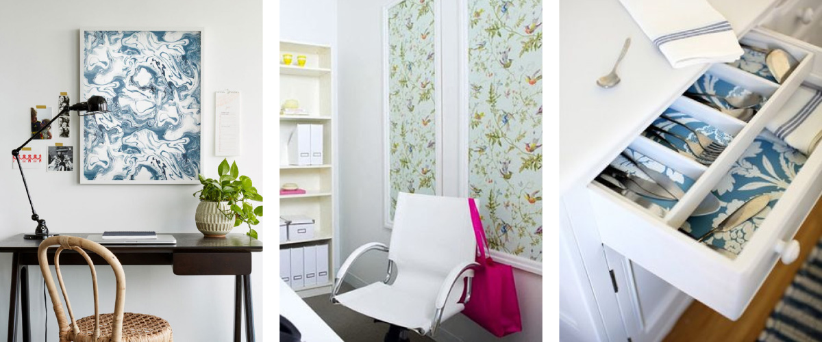 Wallcovering Family Fun With Wallpaper