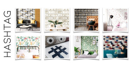 hashtag creative wallpaper to revamp any space in South Africa