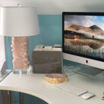 Beautiful blue wallpaper to revamp your office space in South Africa