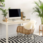Office revamp wallpaper Bring Nature Indoors with floral wallpapers